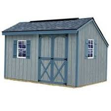 heartland stratford saltbox wood storage shed common 12 ft x 8