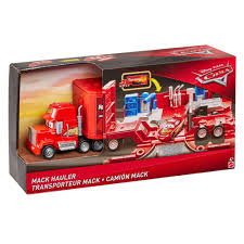 Disney/Pixar Cars Large Scale Mack Hauler Truck - FTT93 < Play ... Disney Cars Mack Truck Hauler Paulmartstore Cheap Gray Find Deals On Line At Colors Lightning Mcqueen Transportation W Disneypixar Playset Walmartcom Trucks Nitroade Leak Less Shifty Rpm Camin Toys Mac Ligtning Race Car Disney Pixar Cars Semi Truck And Trailer Walmart Dizdudecom Pixar With 10 Die Cast Mickey Mouse Peterbilt Parks 2018 Shopdisney Buy Carrying Case 15 Amazoncom Chet Boxkaar Games Carry Store 30 Diecasts Woody