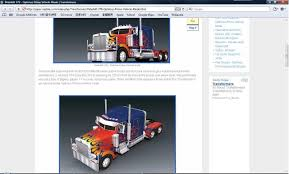 Paper Replica - Optimus Prime Peterbilt Truck | TFW2005 - The 2005 ... Paper Truck Template Simple Paper Model Trailer And Container On White Background Food Cout Bobsburgers 1jpg Peterbilt 389 Best Resource 12 Photos Of Free 3d Truck Tow 1145790 Turbosquid Bobs Burgers Toy By Thisanton Deviantart Boy Mama A Trashy Celebration Garbage Birthday Party Mplate Yenimescaleco Download Model Trucks A Heavy Military