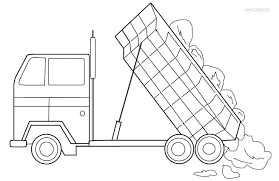 Printable Dump Truck Coloring Pages For Kids   Cool2bKids ... Garbage Truck Coloring Page Inspirational Dump Pages Printable Birthday Party Coloringbuddymike Youtube For Trucks Bokamosoafricaorg Cool Coloring Page For Kids Transportation Drawing At Getdrawingscom Free Personal Use Trash Democraciaejustica And Online Best Of Semi Briliant 14 Paged Children Kids Transportation With
