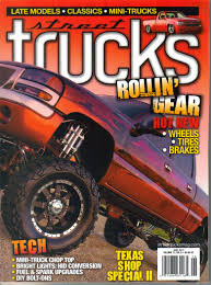 Buy Streettrucks (Street Trucks) Magazine, Vol. 12, No. 6 (June ... 1962 Dodge D100 Pickup Truck Build Covered In Street Truck Magazine Coverage C10 Builders Guide Spring 2017 Trucks Parts Accsories Custom News Covers Get Your Featured Truckin And Images Of Chevy Spacehero March Ford 350 Striker Exposure Buy Seettrucks Vol 11 No 1 January 0317 Rp Web Magazine