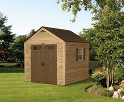 Suncast 7 X 7 Alpine Shed by Amazon Com Suncast Wood Resin 8 Foot By 8 Foot By 8 Foot Hybrid