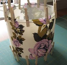 Small Things Simple Pleasures How To Make A Lampshade