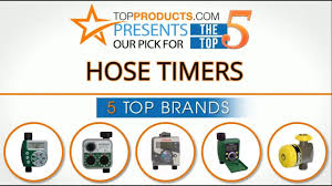 Hose Faucet Timer Wifi by Best Hose Timer Reviews 2017 U2013 How To Choose The Best Hose Timer