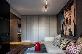 Small Apartment Interior Design Working With Just 40 Square Meter 431 Feet