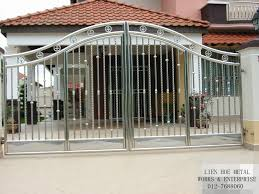 Stainless Steel Gate Price Designs Photos Metal Pictures Latest ... Gate Designs For Home 2017 Model Trends Main Entrance Design 19 Best Fencing Images On Pinterest Architecture Garden And Latest Best Ideas Emejing Contemporary Homes Interior Modern Decoration Steel Marvelous Malaysia Iron Gates Works Of And Pipe Supply Install New Hdb With Samsung Yale Tags Wrought Iron Entry Gates Residential With Price Stainless Photos Drawings Manufacturers In Delhi Fachada Portas House Cool Front Collection Models
