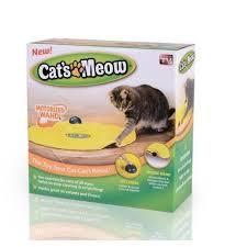 cat s miaou le jeu sous forme de tapis souris pour chat vu à la