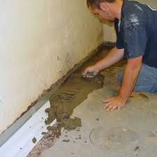 58 installing a sump in basement basement bathroom ejector