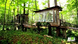 100 Treehouse In Atlanta A Built For The Mind Body And Sprit YouTube
