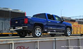 100 Chevy Truck 2014 Review Chevrolet Silverado 1500 With Video The Truth About