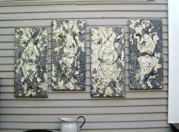 Antique Ceiling Tiles 24x24 by Tin Ceiling Tile Antique Architectural Salvage Rustic Brown
