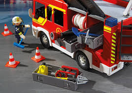 Fire Engine With Lights And Sound - 5363 - PLAYMOBIL® United Kingdom Playmobil 4820 City Action Ladder Unit Amazoncouk Toys Games Exclusive Take Along Fire Station Youtube Playmobil 5682 Lights And Sounds Engine Unboxing Wz Straacki 4821 Md With Rescue Playset Walmart Canada Toysrus Truck Emmajs Airport Sound Saves Imaginext Batman Burnt Batcopter Dc Vintage Playmobil 3182 Misb Ebay