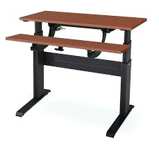 desk electric standing desk canada diy standing desk motorized