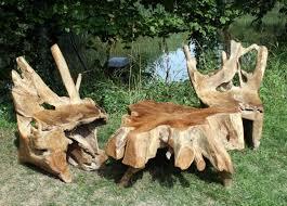 Ebay Patio Furniture Uk by Rustic Garden Furniture Tripod Home Ltd