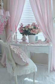 Simply Shabby Chic Curtains Pink Faux Silk by 4533 Best Shabby Chic Home 3 Images On Pinterest Shabby Chic