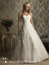 elegant allure bridal gowns available for fall 2011 from wedding