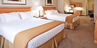 Holiday Inn Express & Suites Chesterfield Selfridge Area Hotel
