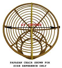 Pier One Papasan Chair Assembly by Amazon Com Cotton Craft Papasan Chair Cushion Unfilled Shell