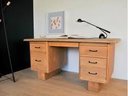 bureau annee 50 bureau vintage chene ées 50 maison nantes