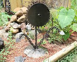Backyard Recycled Art | Scrap Metal Art Yard Or Garden Sculpture ... Outdoor Screen Metal Art Pinterest Screens Screens 193 Best Stuff To Buy Images On Metal Backyard Decor Garden Yard Moosealope Art Backyard Custom And Firepits Wall Ideas Designs L Decorations Studios 93 Crafts Gallery Arteanglements Pool From Desola Glass Wwwdesoglass Recycled Bird Bathbird Feeder Visit Us Facebook At J7i5 Large Sun Decor 322 Statues Sculptures Iron Exactly What I Want In The Whoathats My Style