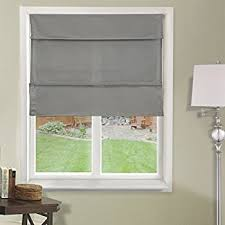 Light Filtering Thermal Curtains by Amazon Com Chicology Cordless Magnetic Roman Shades Window