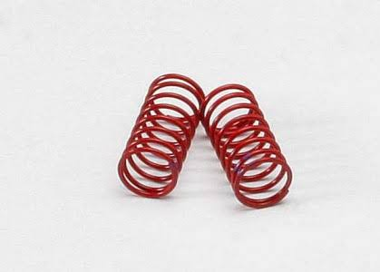 Traxxas 5942 Shock Spring Red 2.3 Rate