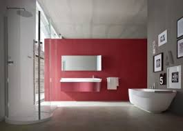 red bathroom officialkod dark rugs and black wall decor sets