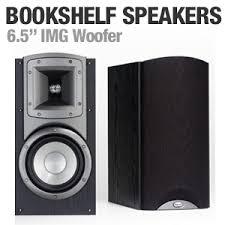 Klipsch B 3 Bookshelf Speakers 6 5 IMG Woofer 85 Watts Black