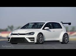 2017 Volkswagen Golf GTI TCR Amazing Cars