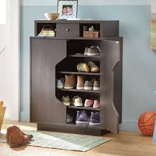 Baxton Simms Shoe Cabinet by Shallow Shoe Storage Cabinet U2022 Storage Cabinet Ideas