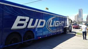 100 Bud Light Truck MillerCoors Sues AnheuserBusch Over Corn Syrup Ads Chicago News