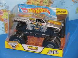 Hot Wheels Monster Jam Maximum Destruction Die-Cast Vehicle, 1:24 ... Maximum Destruction Monster Truck Toy List Of 2017 Hot Wheels Jam Trucks Wiki Battle Playset Walmart Intended For 1 64 Max D Yellow 2016 New Look Red Includes Rc Remote Control Playtime Morphers Vehicle Jual Stock Baru Monster Jam Maxd Revell Maxd Model Kit Scratch Catchoftheday