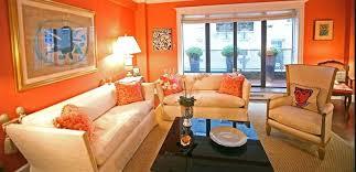 Burnt orange and Brown Living Room Beautiful Bedroom orange and