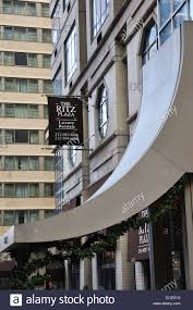 100 Ritz Apartment Plaza Luxury Apartment Building On Times Square New York USA