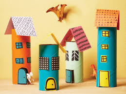 Peerless Crafts From Recycled Items Recycling Ideas For Home Recycle Handicraft Craft Waste Kids Material
