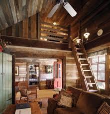 Log Home Interior Decorating Ideas Small Cozy Log Home Interior Decor Ideas Cute766