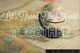 Quotes About Travel Together