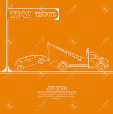 100 Used Tow Truck Concept Evacuating The Car Round The Clock