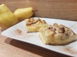 birnen streusel kuchen nbsp teig nbsp 250 g magerquark