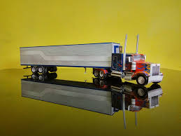Mfnst Papercraft - Optimus Prime Truck Mode (3) By Mfnst On DeviantArt