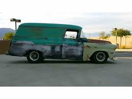 1957 Chevrolet Panel Truck For Sale | ClassicCars.com | CC-753027 Chevrolet Apache Classics For Sale On Autotrader 1951 Panel Truck Pu Gmc 1960 66 Trucks 65 Google Search Gm 3800 T119 Monterey 2016 Classiccarscom Cc597554 1963 C10 Youtube Roletchevy 1 Ton Panel Truck 1962 C30 W104 Kissimmee 2011 Rare 1957 12 Ton 502 V8 Hot Rod Sale Check Out This 1955 Van With 600 Hp Of Duramax Power 1947 T131
