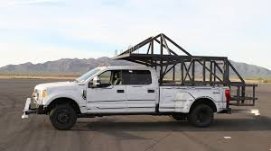 100 Pickup Truck Camper Check Out Fords Awesome 35Ton Dummy For