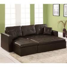 canape en cuir convertible canapé lit cuir maison et mobilier d intérieur
