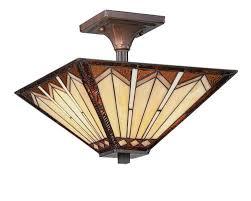 Menards Flush Ceiling Lights by Craftsman 2 Light 14