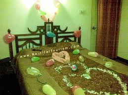 Honeymoon Room Decoration Our Package Includes Cake As Well
