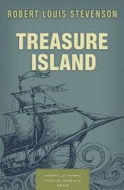 Treasure Island Not Until The Last Couple Of Days However Did I Take Up Novel Once Again And Begin To Read Story Long John Silver Jim