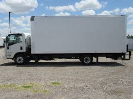 2011 Used Isuzu NPR HD (20ft Box With Lift Gate) At Industrial Power ...