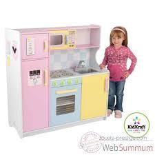 cuisine prairie kidkraft grande cuisine pastel kidkraft dans cuisine enfant kidkraft sur
