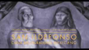 Jose Clemente Orozco Murales San Ildefonso by San Ildefonso Cuna Del Muralismo Mexicano Youtube
