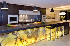 Awesome Modern Luxury Kitchen Design Designs Interior